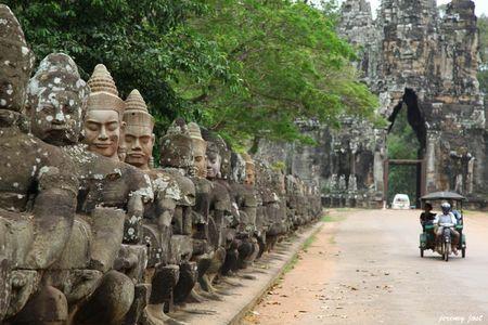 porte angkor thom