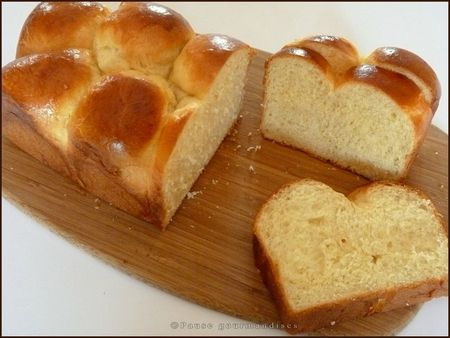 Brioche sur poolish