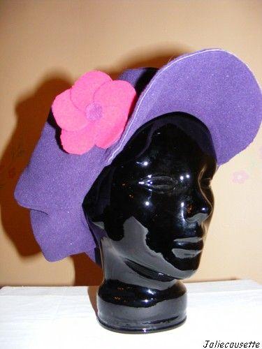 gavroche violette
