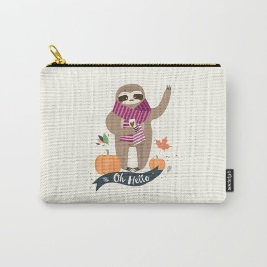 comfy-sloth-for-the-fall-pumpkin-carry-all-pouches