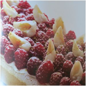 Pavlova framboise, Best Of Christophe Michalak