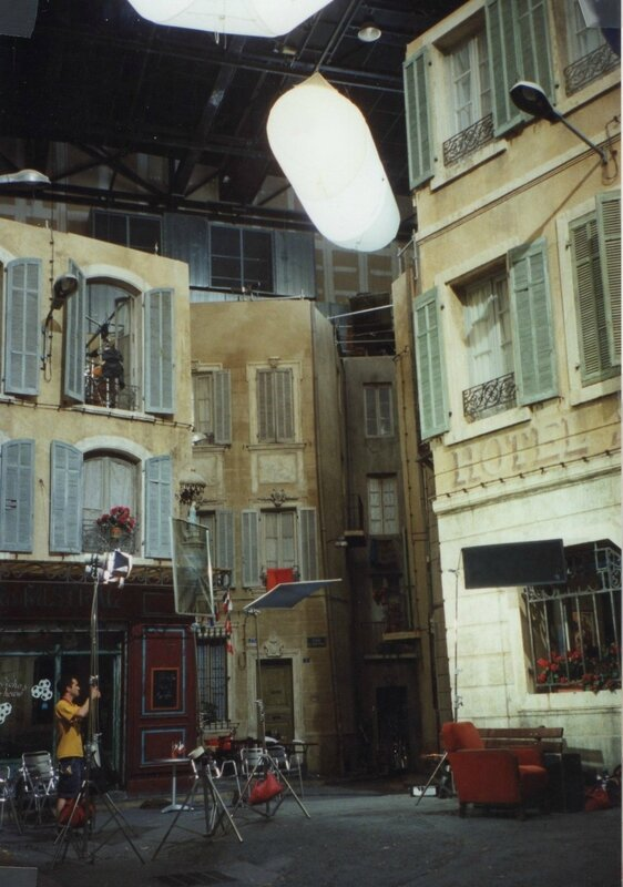 Marseille, studio Plus belle la vie (13)
