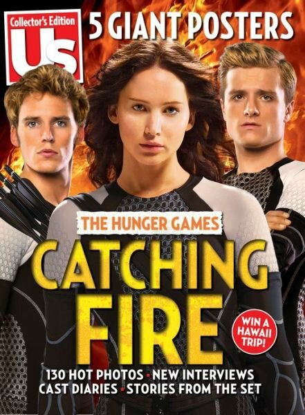 US WEEkly Catching Fire