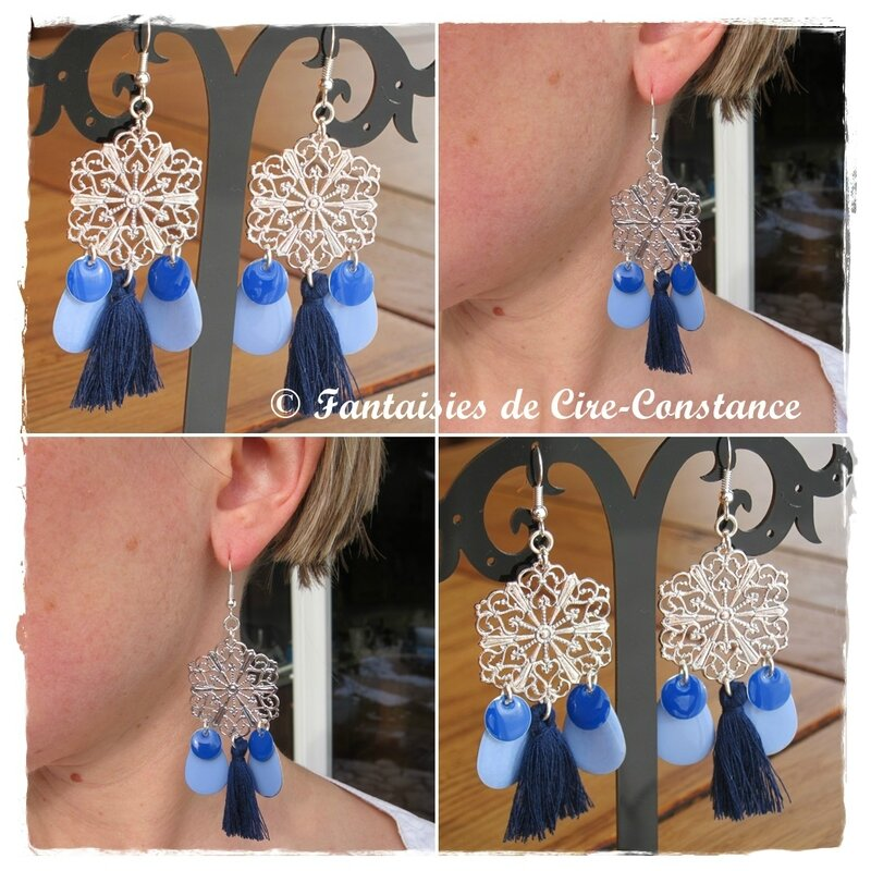 BO Lady Sybil variante bleues