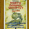 9909 north gospel quartet a cappelle la grande