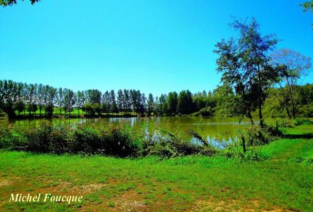 6) étang de chézeneuve