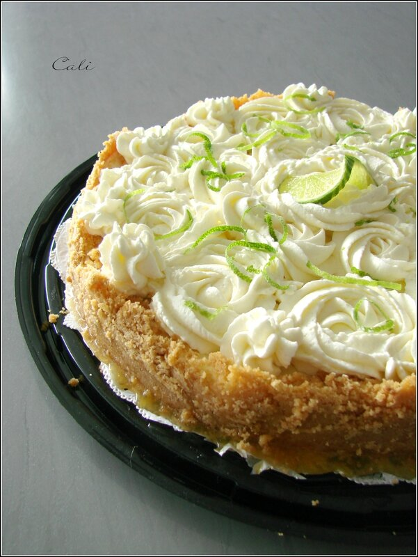 Key Lime Pie 002