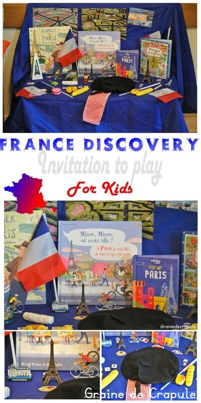 invitation to discover France