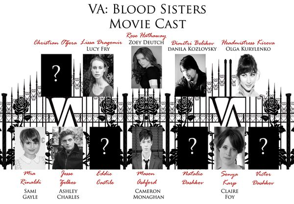 VA Movie Cast 110513