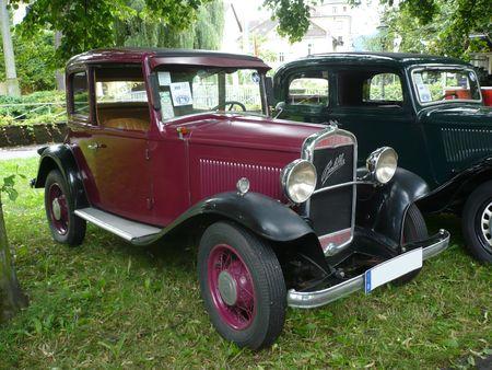 FIAT 508 Balilla 1932 Baden Baden (1)