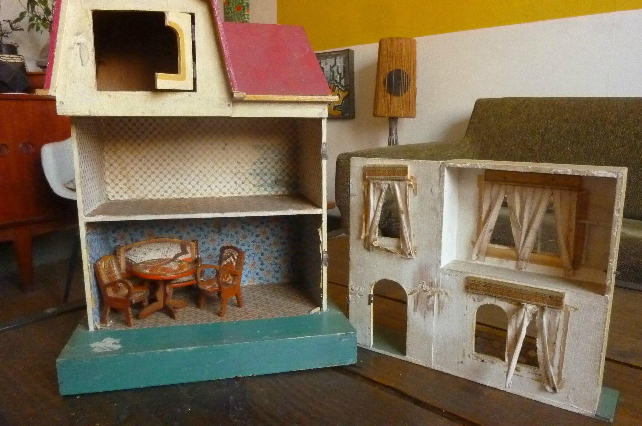 Restauration D Une Maison De Poup Es Ancienne Le Journal