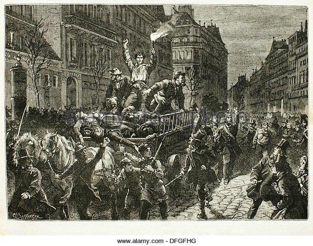 Boulevard des Capucines 1848 (2)
