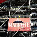 René magritte : l'expo