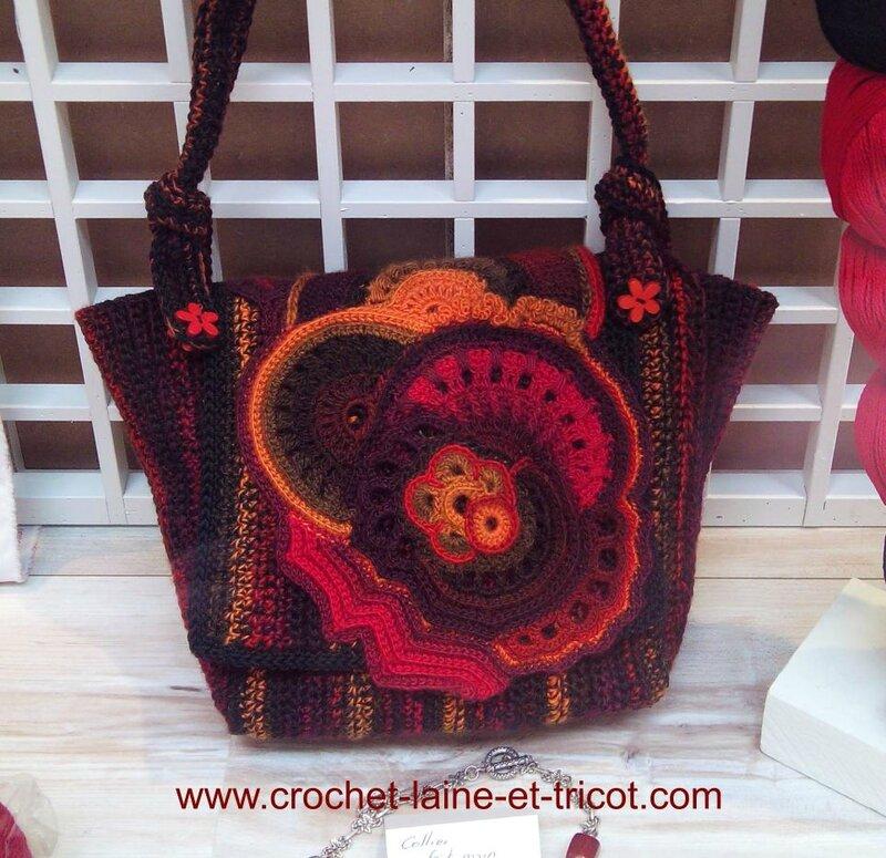 sac rouge et noir