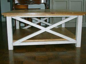Table Basse Cap Ferret