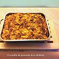 Crumble de pommes aux céréales ( 279 cal/ par personne)