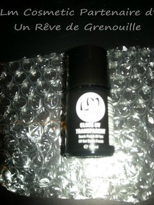 top coat UV numero 2