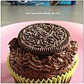 Cupcake oréo