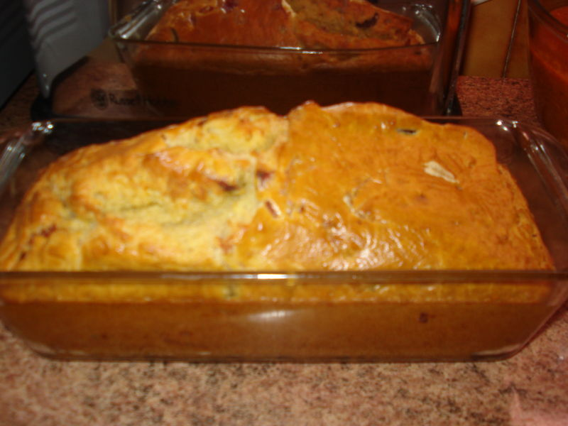 Cake Sale Pour L 39 Aperitif Avec Thermomix Cuisine En F Te De Gabrielle