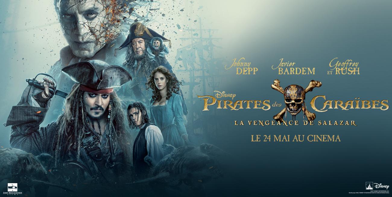 [Ciné] Pirates des Caraïbes - La vengeance de Salazar