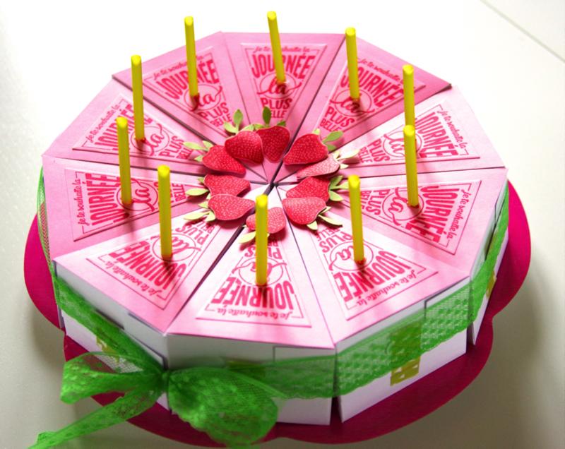Part de gâteau 1
