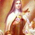 Neuvaine à sainte thérèse de l'enfant jésus