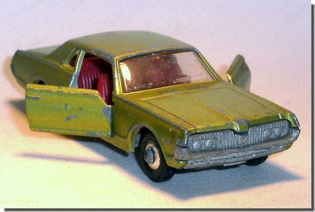 Lesney Matchbox 62 C 6
