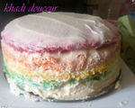 rainbow cake 5