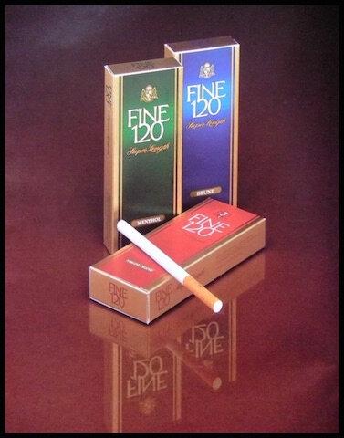 fine 120 imperial tobacco