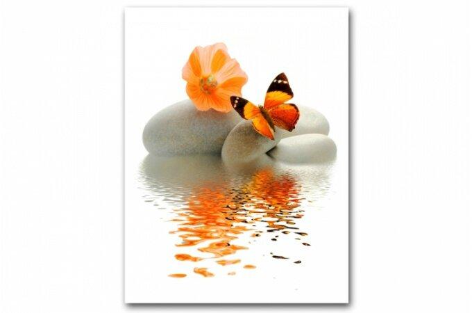 tableau-zen-papillon-orange-sur-galet-55x80-cm-11627_680x450