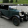 Fiat 509a torpedo-1926 à 1929