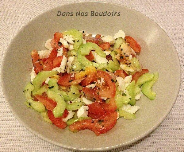 Idée recette salade