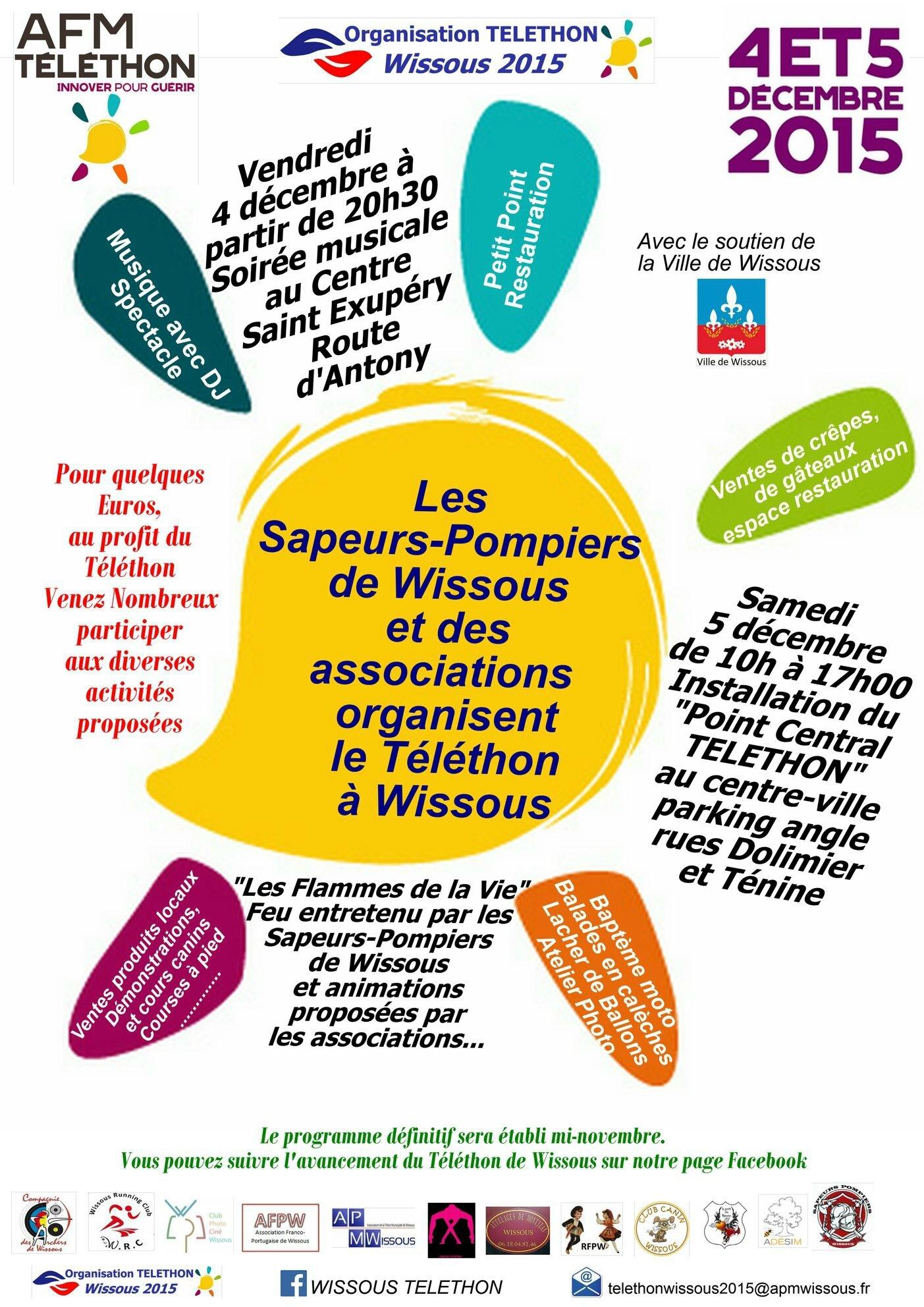 2015.12.05 Téléthon 2015