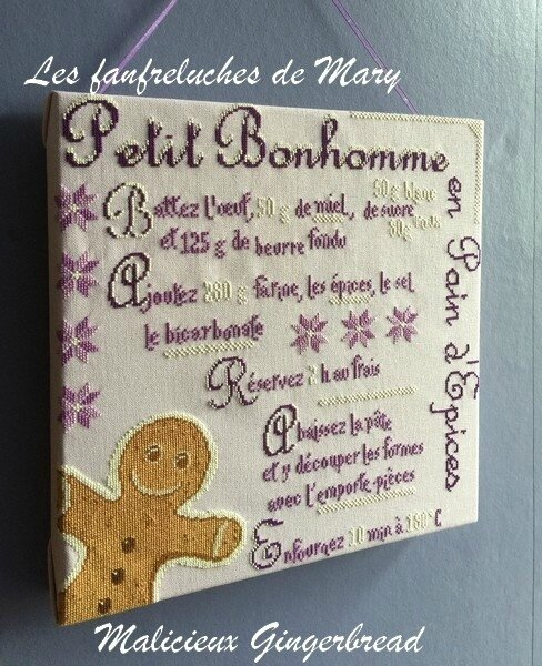 Malicieux Gingerbread