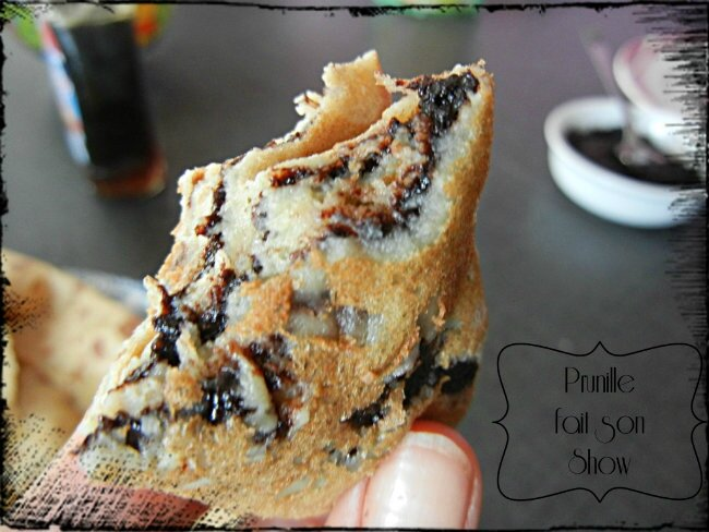 crèpes healthy pâte à tartiner paleo prunillefee
