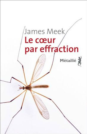 Le coeur par effraction - James MEEK Lectures de Liliba