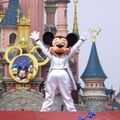 It's party time with mickey and friends
