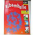 français -Ribambelle-Ce1-Cahier-D-activites