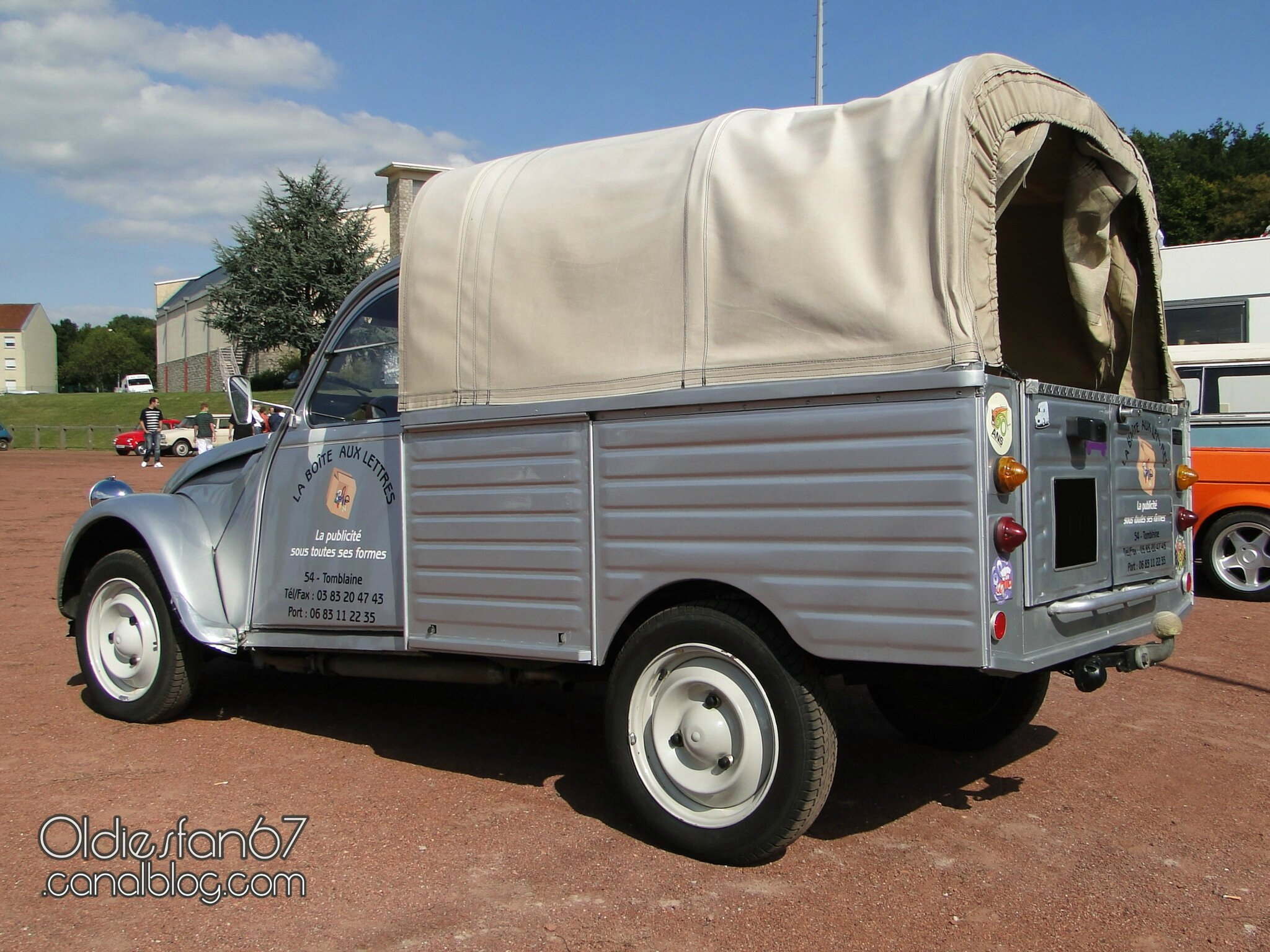 citro n 2 cv pickup b ch oldiesfan67 mon blog auto. Black Bedroom Furniture Sets. Home Design Ideas
