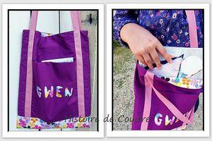 sac de fille