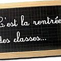 rentre des classes