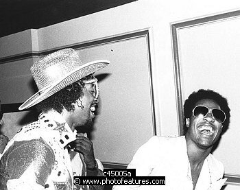Bootsy Collins & Stevie Wonder