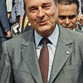 1995 - jacques chirac plaide coupable