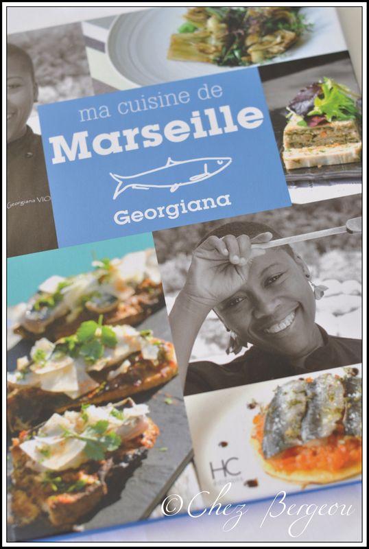 Ma cuisine de marseille de georgiana chez bergeou - Cuisine marseillaise recettes ...