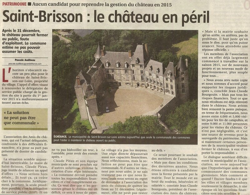 article Rèp Saint Brisson 08082014