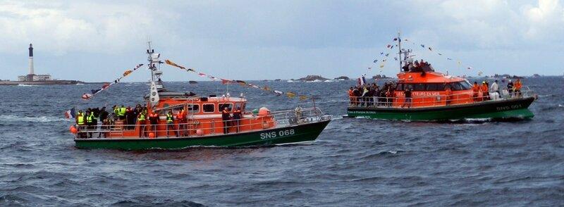 Baptême et bénédiction du canot Olivaux - parade nautique du 29 avril 2016 - 06