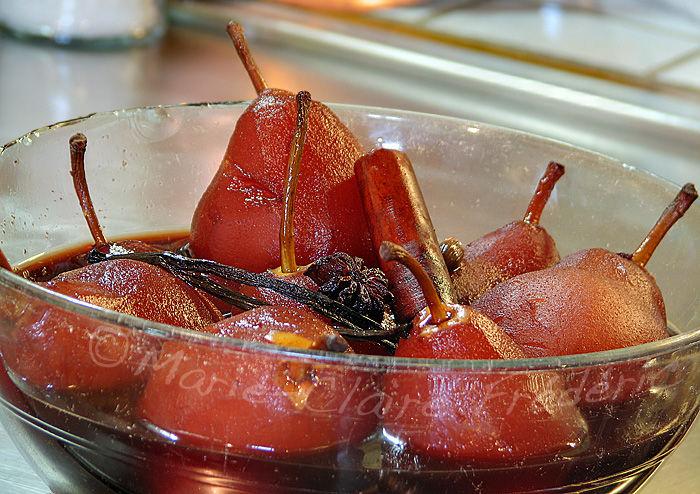 vin rouge a dessert