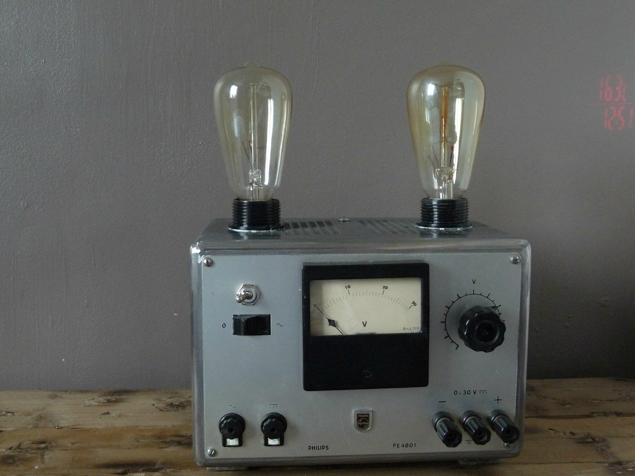 Une autre lampe industrielle indus home factory - Lampe industrielle ...