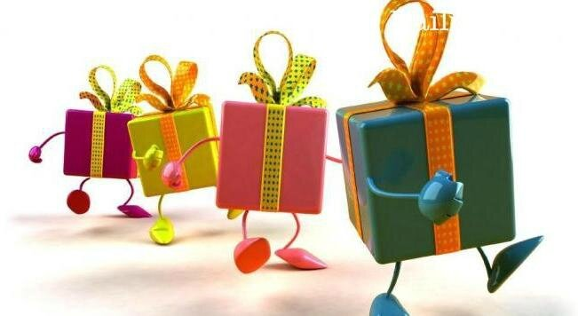 images cadeaux