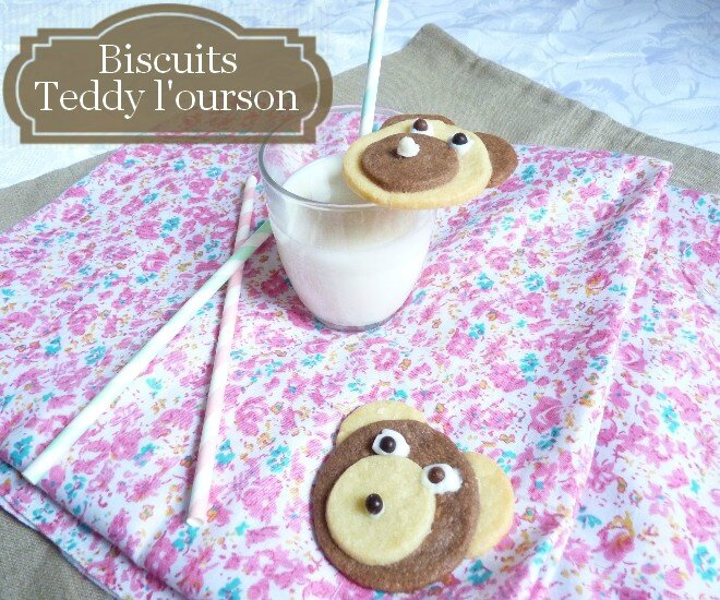 Biscuits Teddy l'ourson2